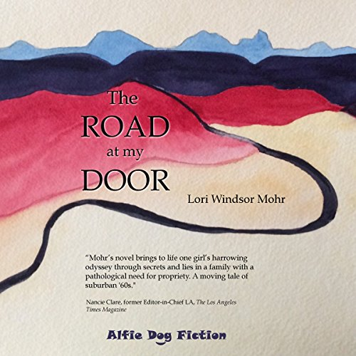 The Road at My Door audiobook cover art
