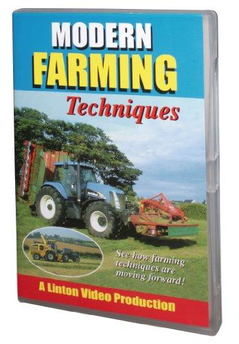 DVD : Modern farming Techniques, en Anglais