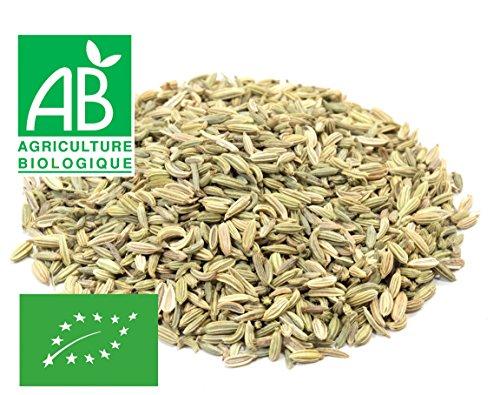 Fenouil Bio graines 1 kg - tisane allaitement et digestion