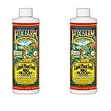 FoxFarm FX14091 Big Bloom Liquid Concentrate Organic Plant Food, 1 Pint (2 Pack)