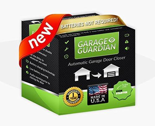 Garage Guardian Automatic Garage Door Closer And Timer Amazon Com