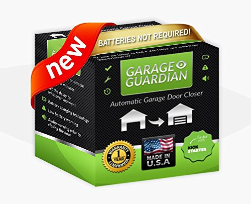Garage Guardian Automatic Garage Door Closer and Timer