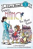 Fancy Nancy: Too Many Tutus (I Can Read Level 1)