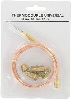 Recamania Kit universel thermocouple à gaz 900 mm avec accessoires