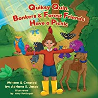 Quiksy Quin, Bonkers & Forest Friends Have a Picnic