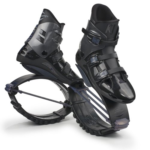 Kangoo Jumps XR3 Special Edition (Black & Black, X-Small)