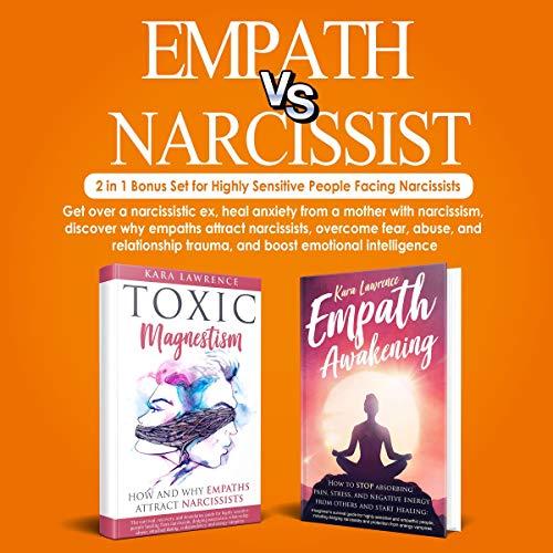 Empath vs Narcissist cover art