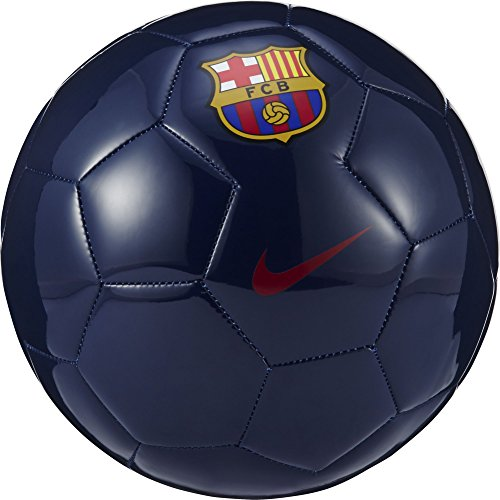 Nike SC3011-410 Rubber, Polyurethane Ball, Size 5 (Navy)