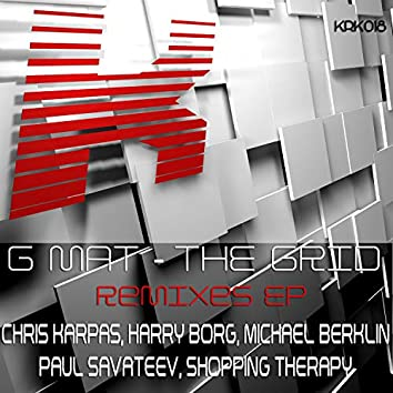 G Mat - The Grid (The Remixes Ep)
