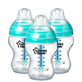 Tommee Tippee Biberons anti-colique 260mlx3