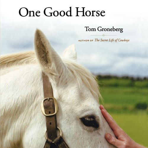 One Good Horse audiobook cover art