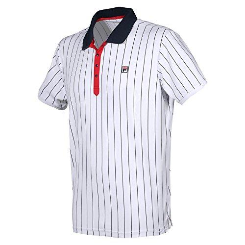 Fila Busto-Vestiti per Polo Stripe1 Men