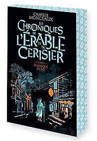 Les Chroniques de l'Erable et du Cerisier, tome 1 : Le masque de No par Camille Monceaux