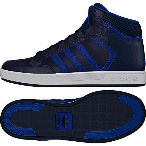 Adidas Varial Mid, Zapatillas de Deporte Niño, Azul (Maruni/Reauni/Ftwbla 000), 37 1/3 EU
