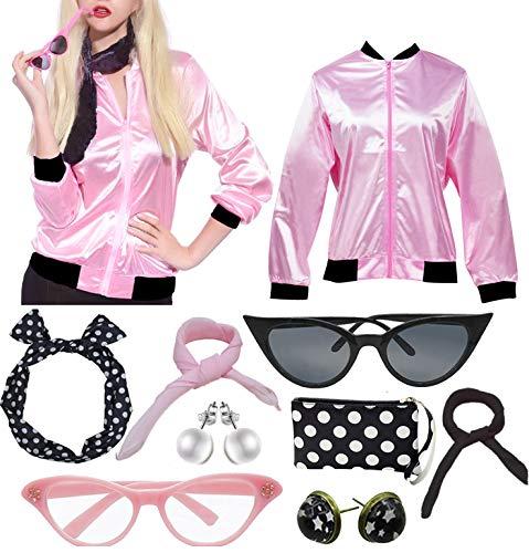 Pink Lady Costume Set