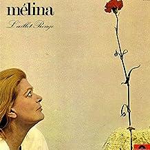 Melina Mercouri - L'oeillet Rouge - Polydor - 2393 051