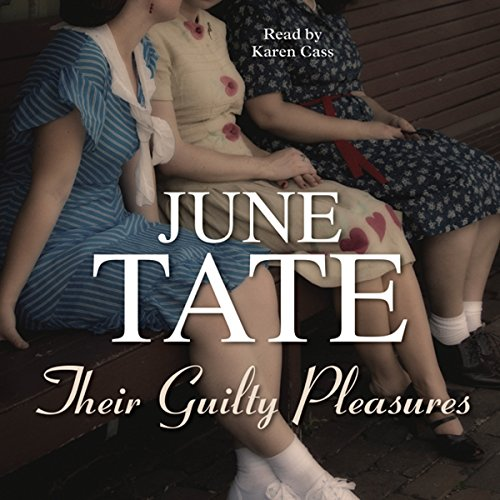 Their Guilty Pleasures                   By:                                                                                                                                 June Tate                               Narrated by:                                                                                                                                 Karen Cass                      Length: 6 hrs and 37 mins     2 ratings     Overall 3.0