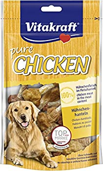 Vitakraft Chicken Haltères Poulet Friandise pour Chien 80 g