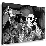Boikal Leinwandbilder Bild Linkin Park LEINWAND XXL Bilder,