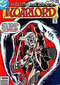 Comic Warlord (1976 series) #9 Book
