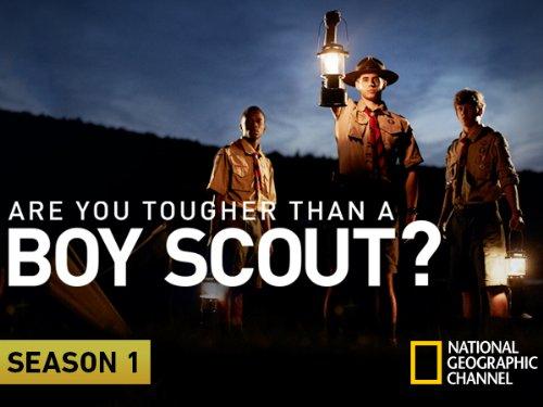 Are You Tougher than a Boy Scout? Season 1