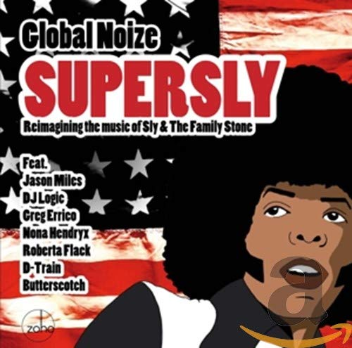 Supersly - Reimagining the music of Sly & The Family Stone