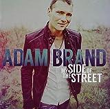 Songtexte von Adam Brand - My Side of the Street