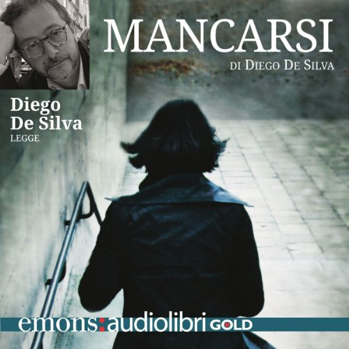 Mancarsi audiobook cover art