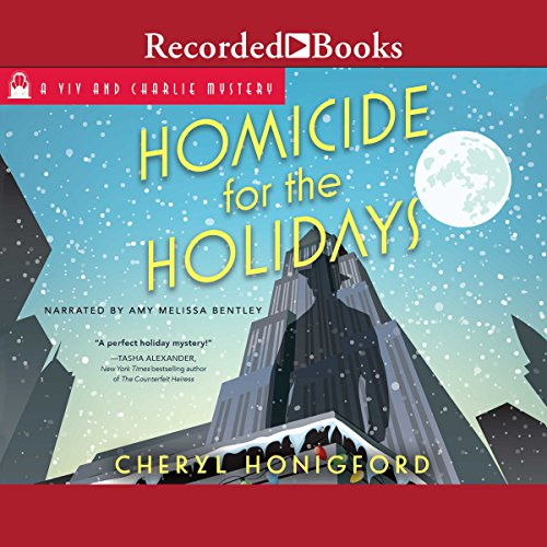 Homicide for the Holidays Titelbild