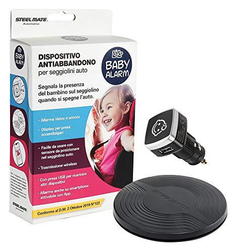 Bibo BIBOBSA-1 Dispositivo antiabbandono Baby Alarm