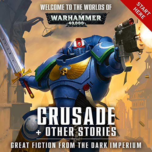 Crusade + Other Stories audiobook cover art