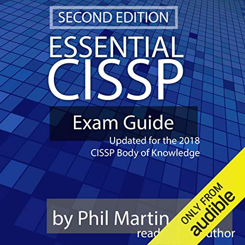Essential CISSP Exam Guide: Updated for the 2018 CISSP Body of Knowledge audiobook cover art