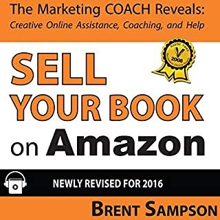 Sell Your Book on Amazon audiobook cover art