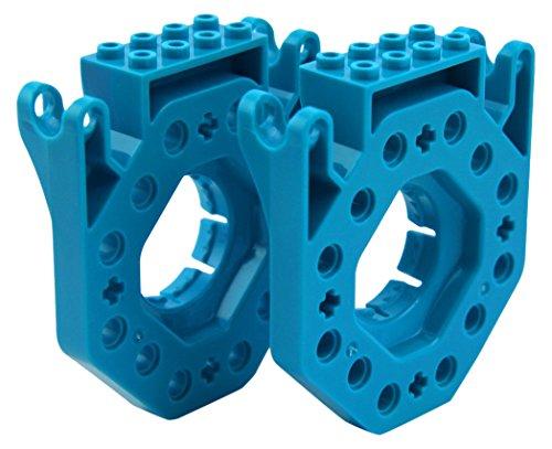 Wonder Workshop Conectores Lego Dash & Dot - Juguete para