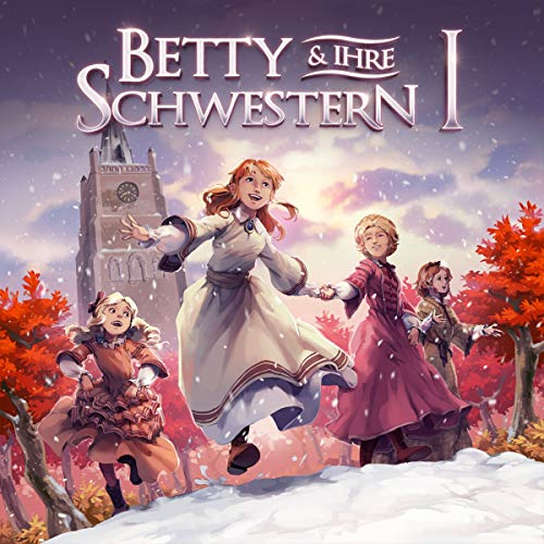 Betty und ihre Schwestern 1 audiobook cover art