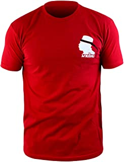 BDK Aint No Half Steppin T-Shirt | Mens Active Fitted Shirt | Casual Athletic Basic Tee Shirt