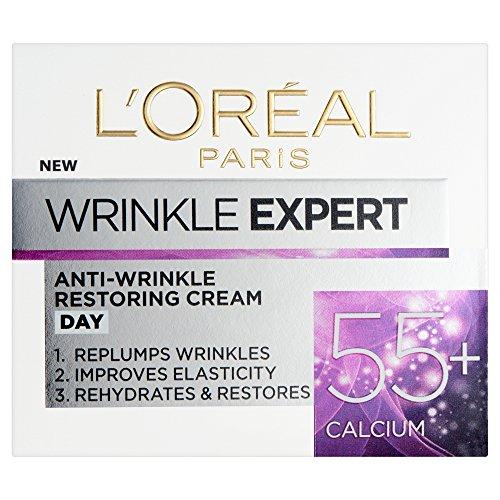 L'Oreal Paris Wrinkle Expert Day Cream, 55+ Calcium, 50ml