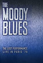 The Moody Blues - The Lost Performance: Live In Paris '70
