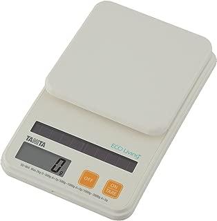 TANITA Tonita digital solar cooking scale SD-004-OR orange
