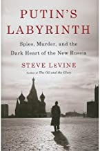 Putin's Labyrinth: Spies, Murder, and the Dark Heart of the New Russia (English Edition)
