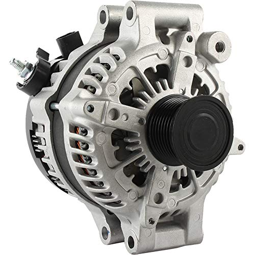 DB Electrical AND0602 New Alternator for BMW 528 Series 2009 2010 2011 09 10 11 3.0L 3.0, X3 2011 2012 3.0 3.0L / 12-31-7-591-268, 12-31-7-591-271/104210-6250, 104210-6251, 104210-6254