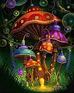 Best mushroom diamond painting Reviews