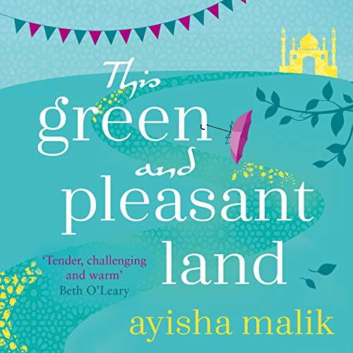 This Green and Pleasant Land cover art