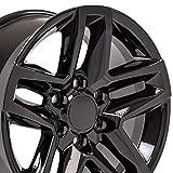 OE Wheels LLC 18 inch Rim Fits Chevy Silverado...