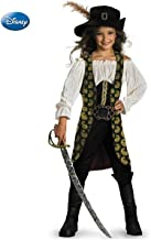 Disguise Angelica Girl's Pirates of The Caribbean Costume