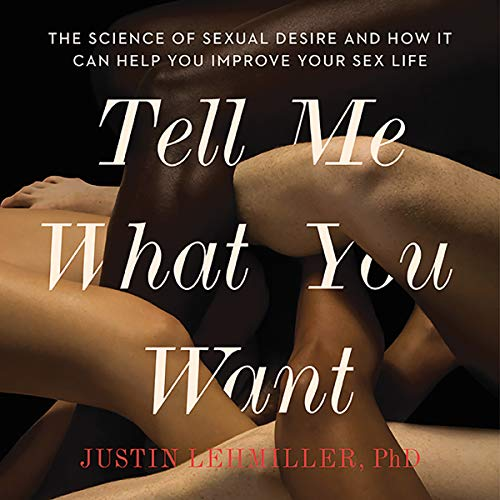 Tell Me What You Want audiobook cover art