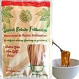 Sweet Potato Pasta Fettuccine | Paleo | Grain Free | Gluten Free | AIP | (Pack of 2 x 8oz)