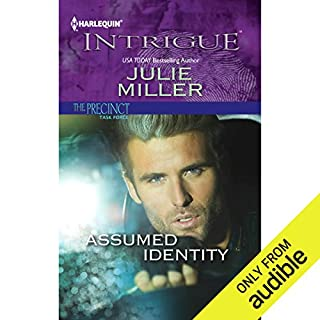 Assumed Identity audiobook cover art