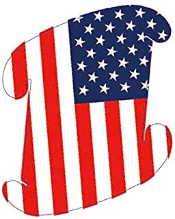 USA Flag #2 Pattern Medium Infinity Lights, Puzzle Lights, IQ Lights, LuvaLamps, Jigsaw Lamps, ZE Lights 30 Piece Pack USA