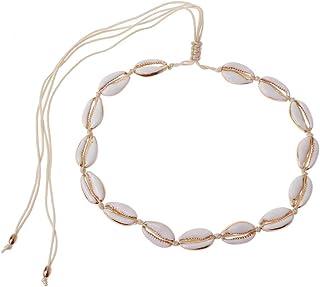 collier et bracelet coquillage